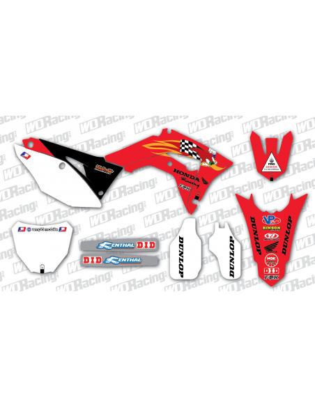 Grafiche Honda TEAM RC WDD4