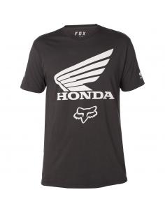T-Shirt Fox Honda Premium Tee 21195-587 Fox T-shirts-tops