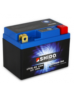 Batteria Shido KTM SXF 250/350/450 016-017