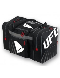 Borsone UFO black-red MB02238E Ufo Nierentasche-Tasche-Shuttle
