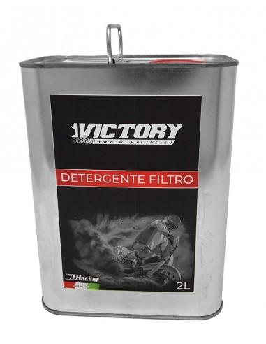 Detergente filtro VictoryMX - latta 2 litri C1056DFIL2LT WDracing-Victory Lavaggio e pulizia