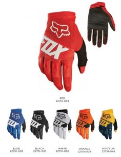 Fox dirtpaw 2019 gloves