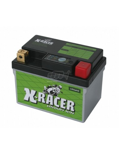 BATTERY X-RACER LITHIUM ION UB90 X-Racer Batteries