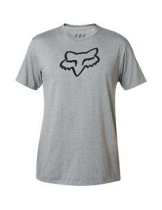 Maglietta T-Shirt Fox Head SS Tee Grigia 14222-185