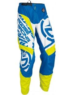 Pantalone Qualifier Moose Racing Blu/Giallo