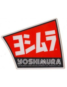 Yoshimura RS4 End Cap Sticker Decal RS4-NB002 Yoshimura Parts & Accessories