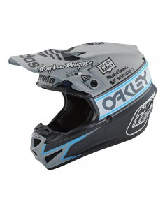 Youth Helmet SE4 Polyacrylite Team Edition 2 CASCTLDYTE2 Troy lee Designs Casques cross enfants