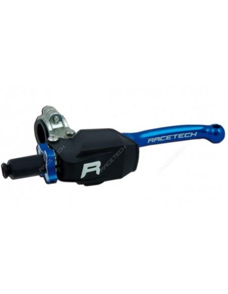 Complete clutch lever unbreakable Racetech 674 Racetech Clutch levers