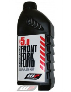 WP OEM Fork Oil SAE 5 1 Liter 48600494S WP Fork and shock Oils