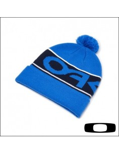 Beanie Oakley Factory Cuff Electric bluee 911432-670 Oakley Caps and beanies