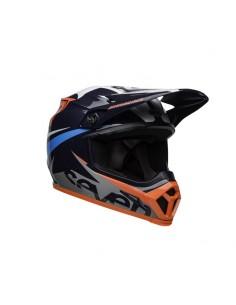 Helmet Bell MX-9 Seven Ignite Navy/Coral