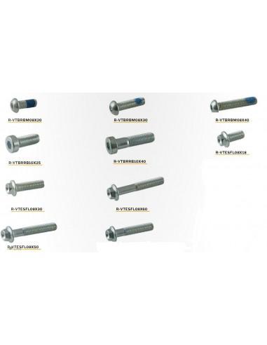 Steel Screws 8.8 687 Racetech Kits-visserie