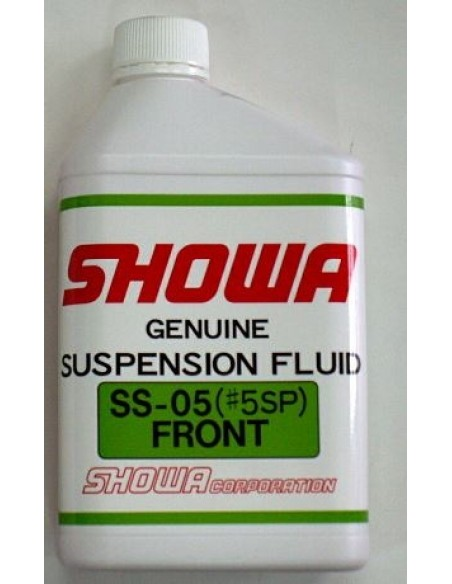 Fork Oil Showa SS05 SS05-1 Showa Fork and shock Oils