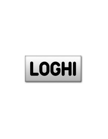 Adesivi singoli (Loghi)